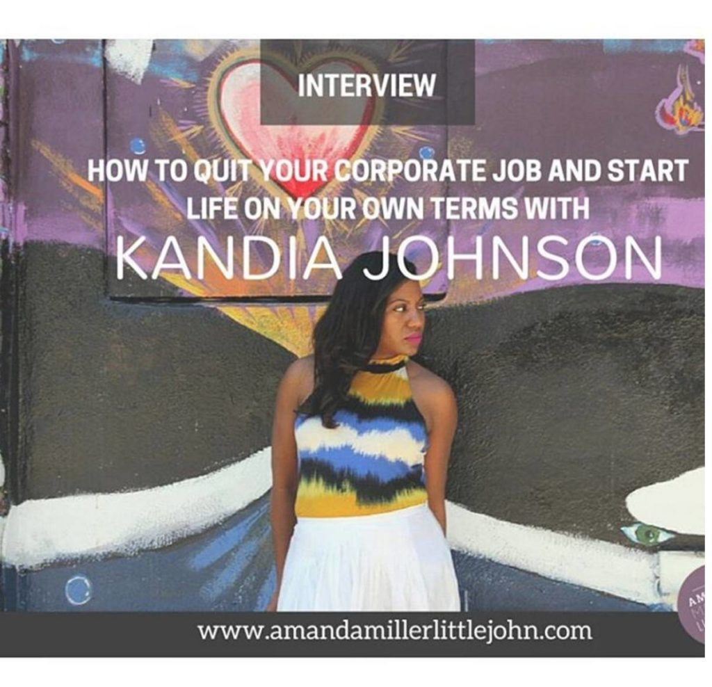 Kandia Johnson