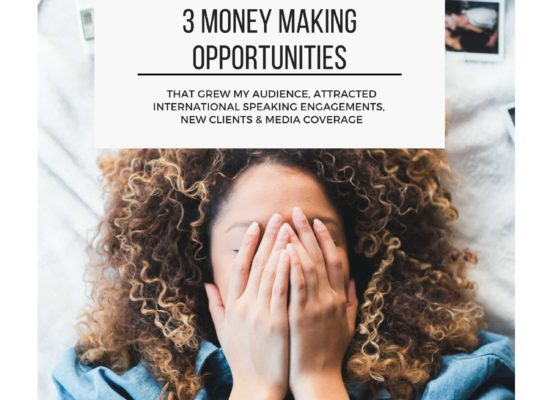How to Make Money From Your Brand Story