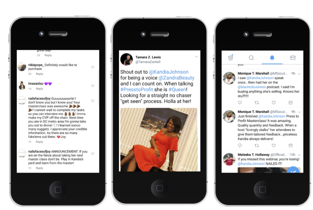 How I Used Instagram Stories to Promote and Sell My Workshops